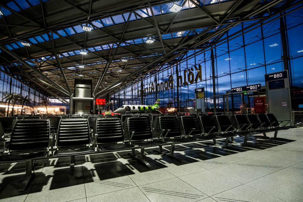 Cologne Bonn Airport, 2016.