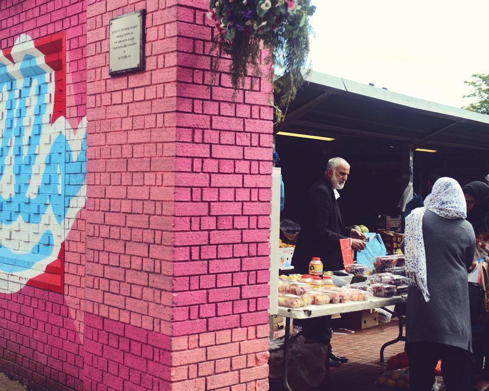 Leeds Market.