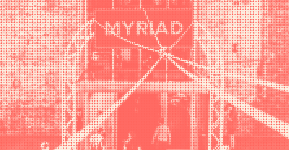 Alexa Takes Myriad. -
