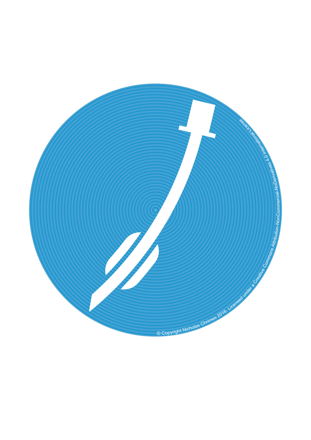 Endotracheal Tube Icon - without text (Right click to download)