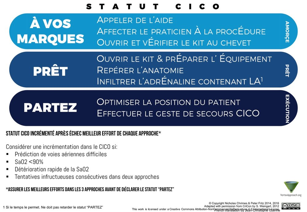 CICO Status Tool - French Version