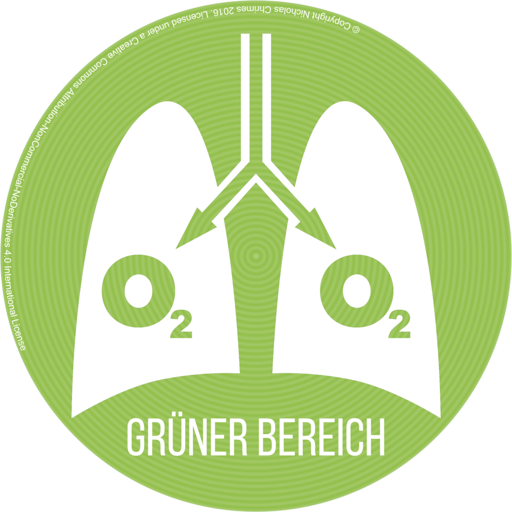 Green Zone Icon - German Version