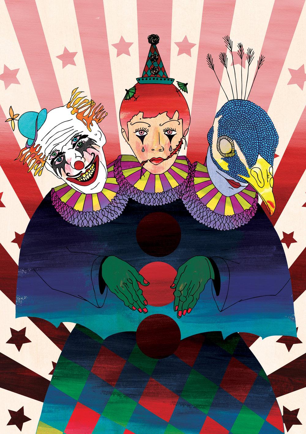 Blind Pig Spooktacular: Circus of Freaks