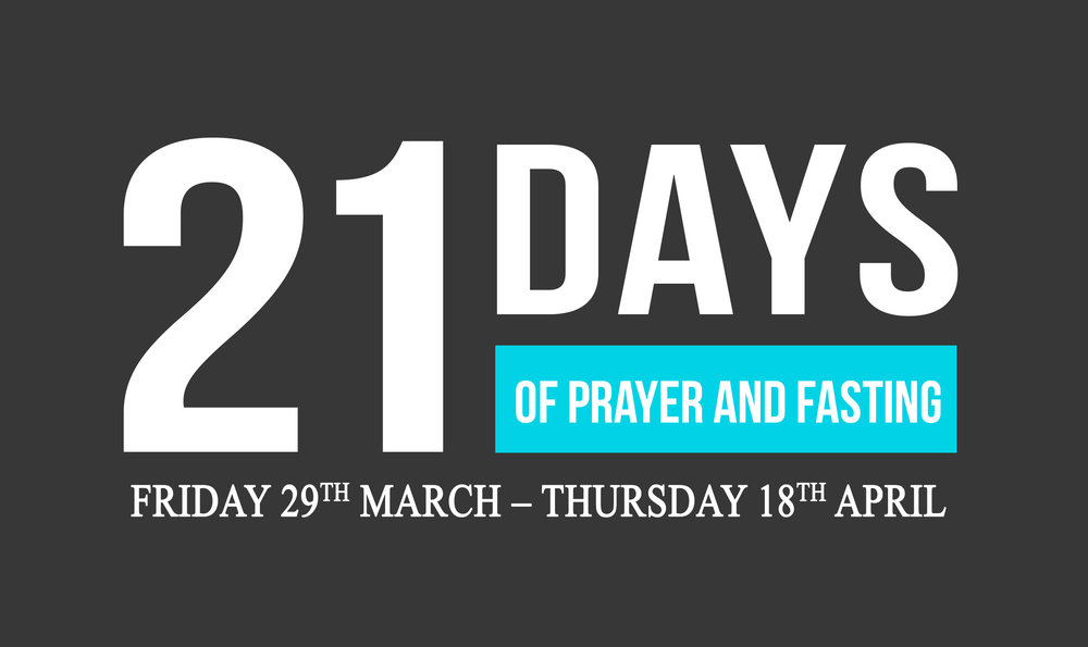 If you sense God has more for your life, 21 Days of Prayer is a great place to start believing Him for all that He has for you. As you practice seeking Him first, He will move on your behalf like never before. You will start to see the power of prayer impact your relationships, work, family, and every area of your life.
