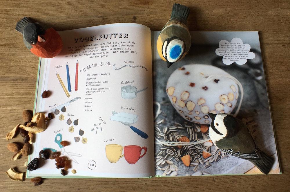 © Kleine Gestalten, Lass uns was pflanzen. Clara Lidström und Annakarin Nyberg.