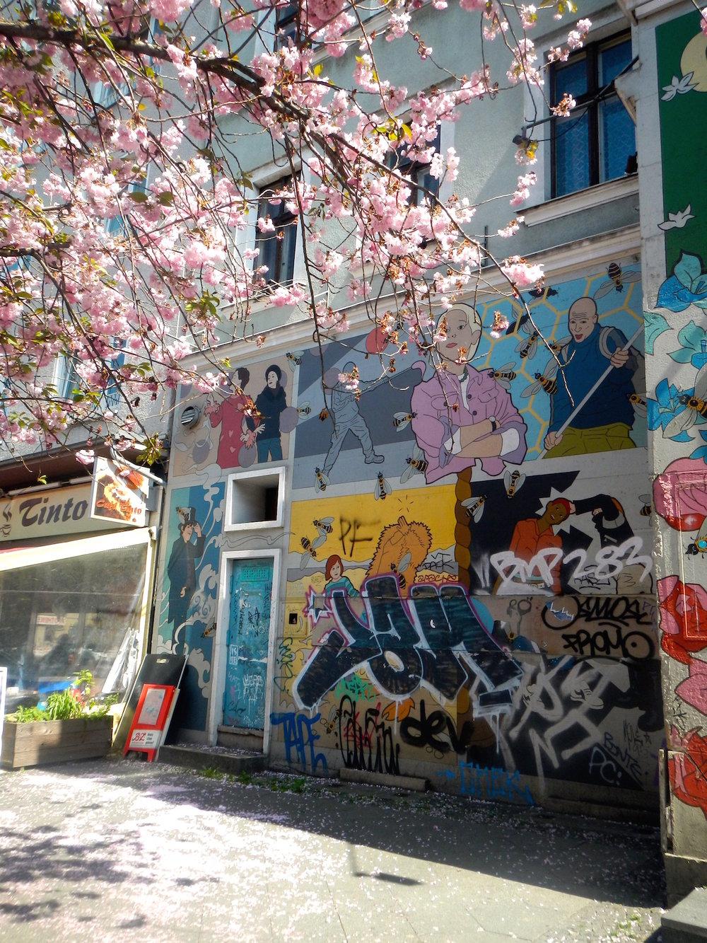 Bergmannstrasse, Kreuzberg