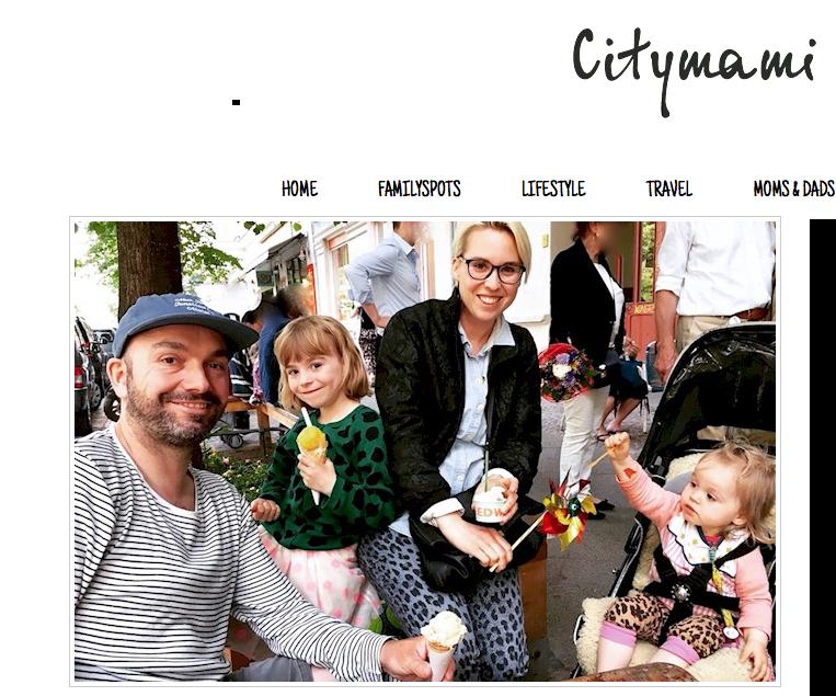 Citymami - Eltern sein rundum die WeltEin Interview über unser Leben als Schweizer Familie in Berlin