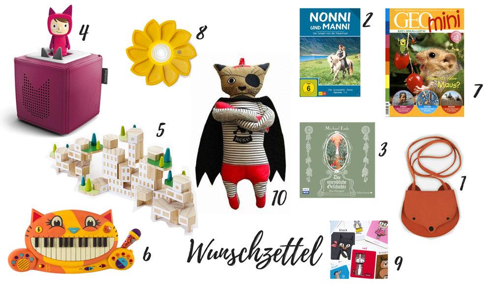 Weihnachtswunschzettel für 7 Jahre — HOI BERLIN! Leben mit Kindern ...