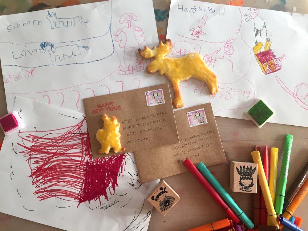 Post Für Den Weihnachtsmann Hoi Berlin Leben Mit Kindern