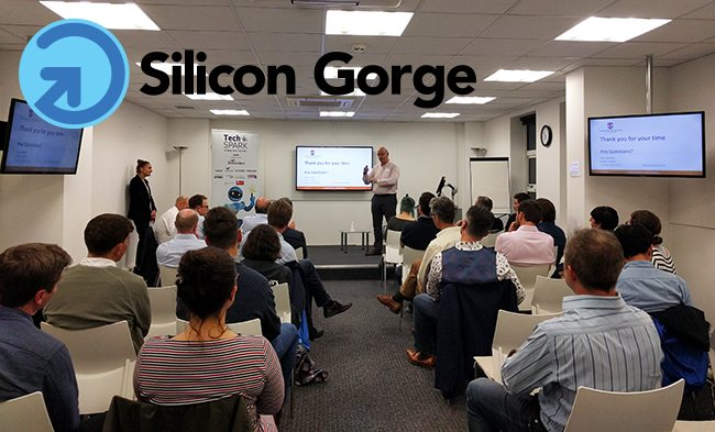 The Silicon Gorge selection event.