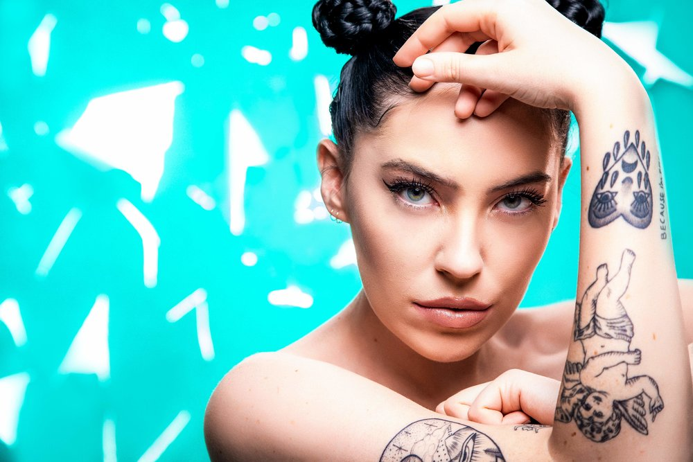 Bishop Briggs - INKED MAGAZINE