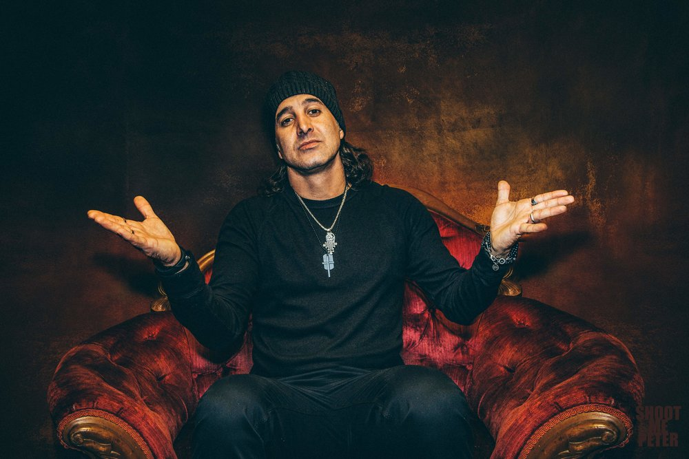 SCOTT STAPP OF CREED - HUFF POST