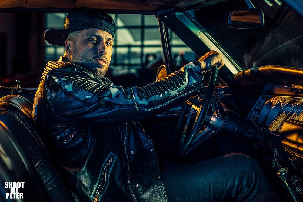 Nicky Jam by shootmepeter