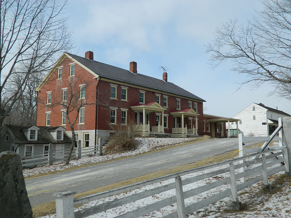 Canterbury Shaker Village Trustees' Office