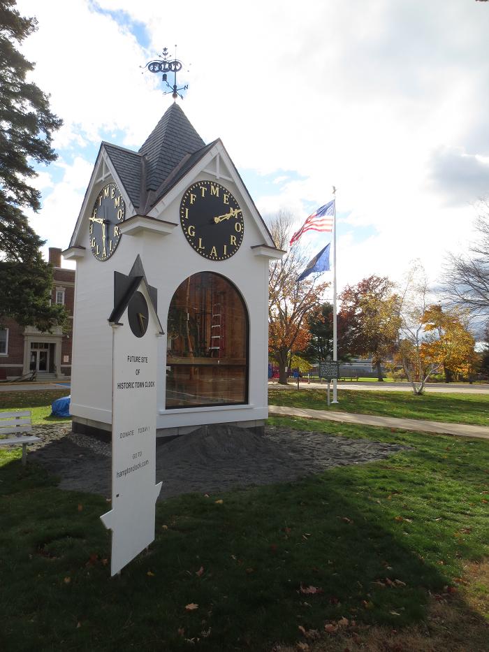 Hampton Town Clock