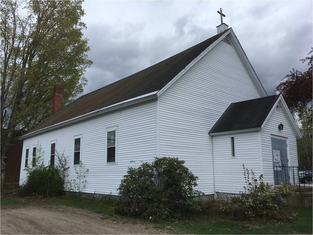 Former St. Joseph Catholic Church, Bartlett