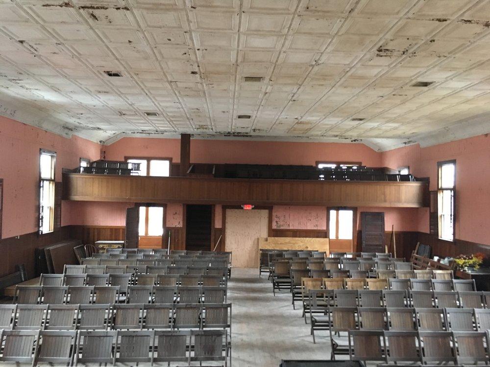 Whitcomb Hall, Swanzey