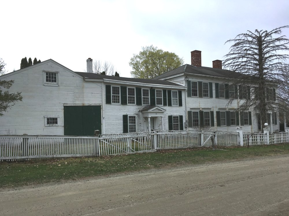 Col. Brown House, Haverhill