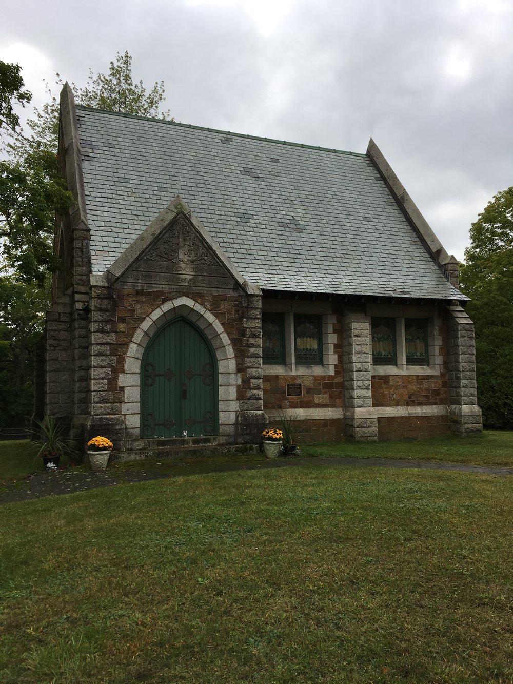 Furber Memorial Chapel, Somersworth
