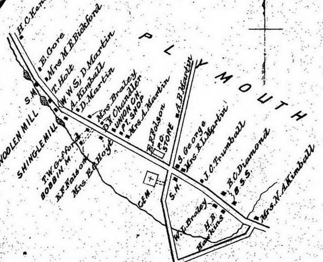 1892 Hurd Map