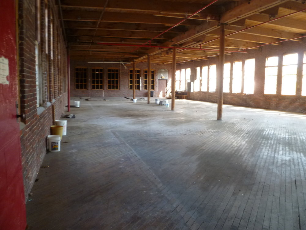 FRANKLIN.Before, interior, open space.JPG