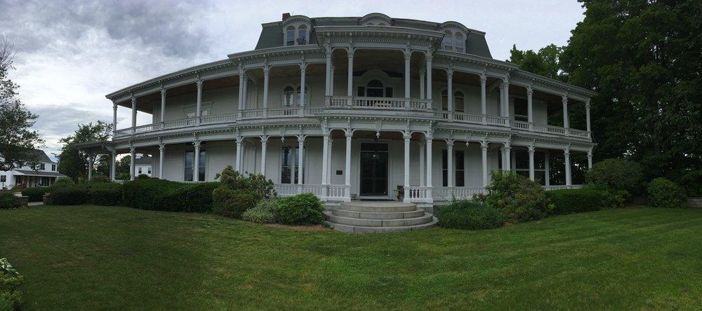 Tilton Mansion