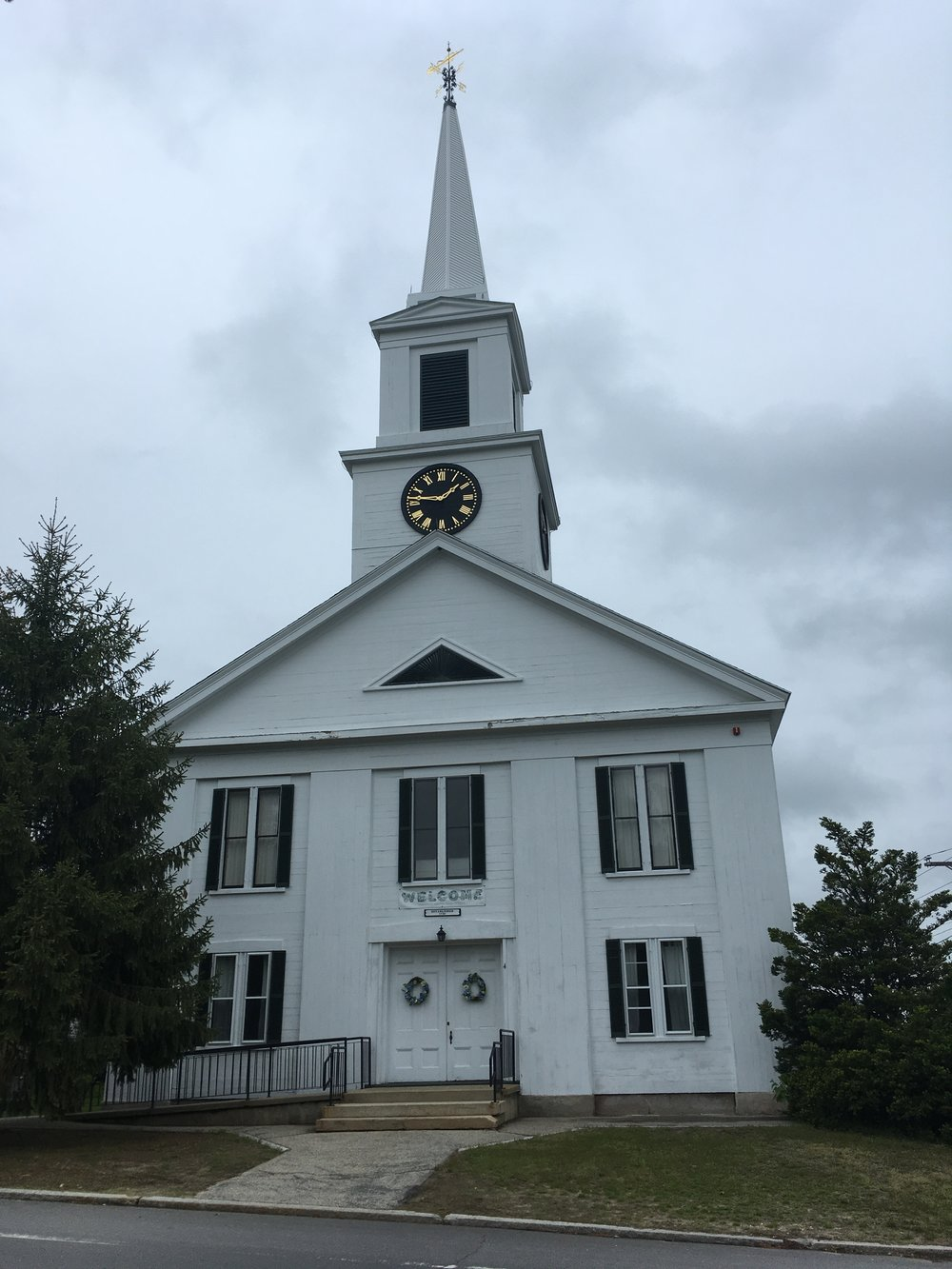 Chester Congregational Baptist Church