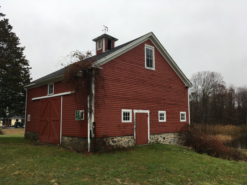 Sandown's new Heritage Commission will work with the Conservation Commission to assess and eventually restore this town-owned barn.