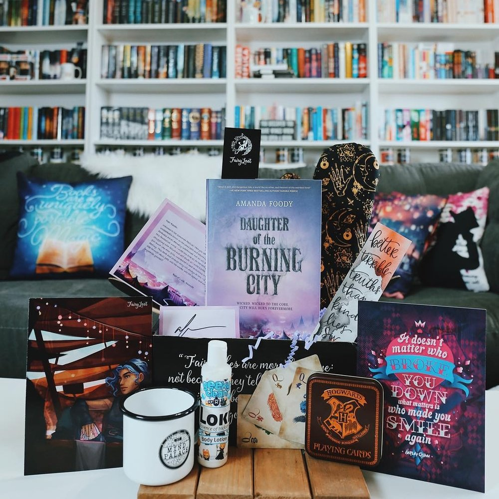 FairyLoot July Unboxing