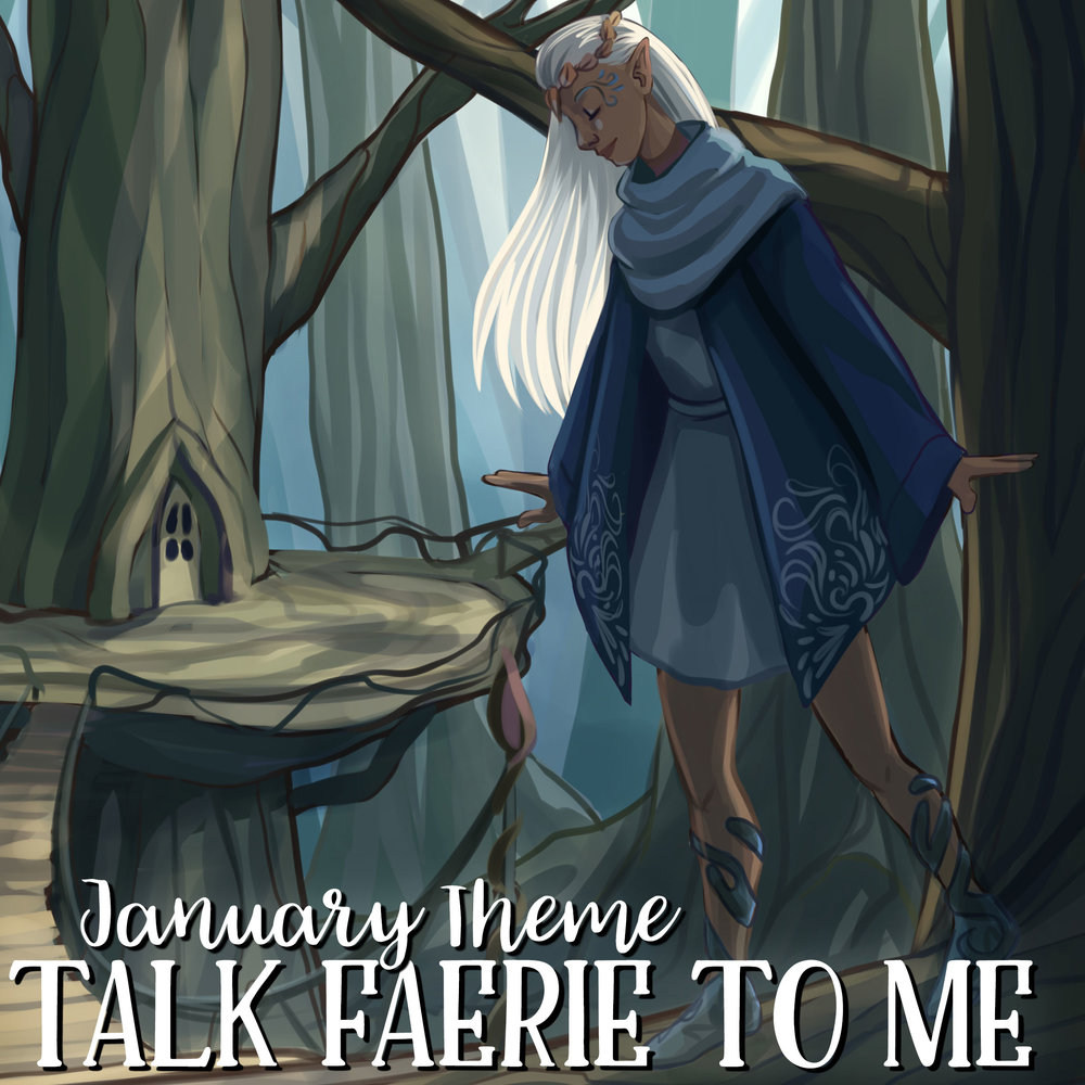 FairyLoot January Theme