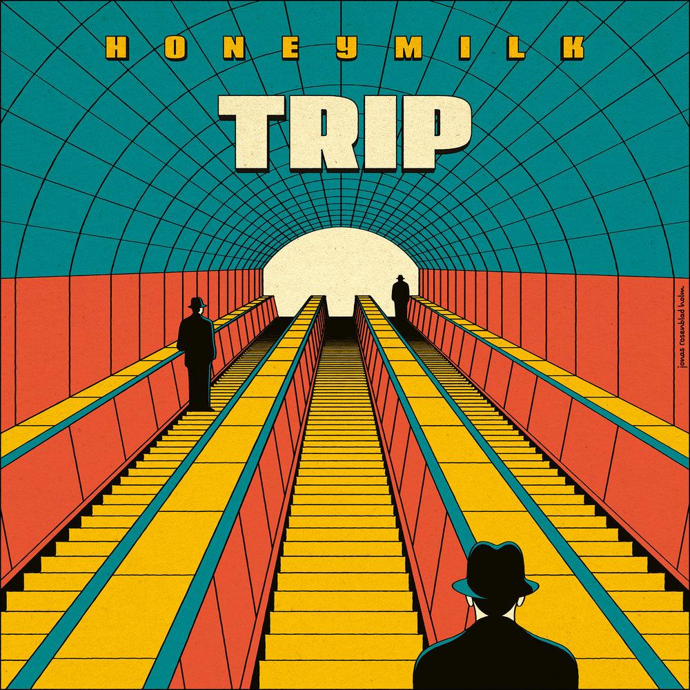 """BIRDS048 - Honeymilk - """"Trip"""""""