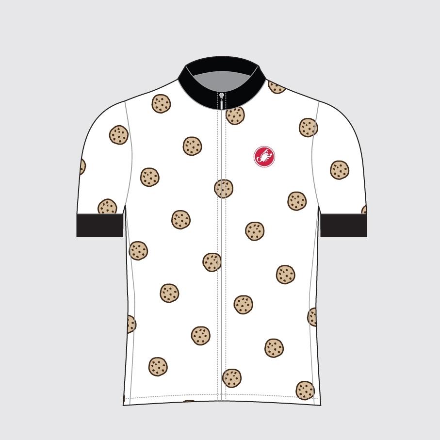 a11f1d755 KOM + Cookie Jersey by Castelli —