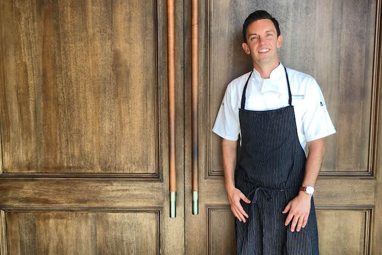 Travis Strickland | Baltaire Restaurant, Los Angeles