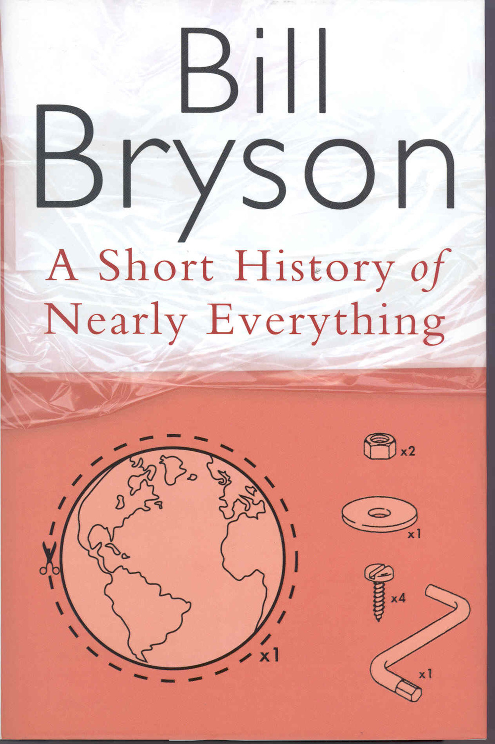 "2. ""A Short History of Nearly Everything"" by Bill Bryson"