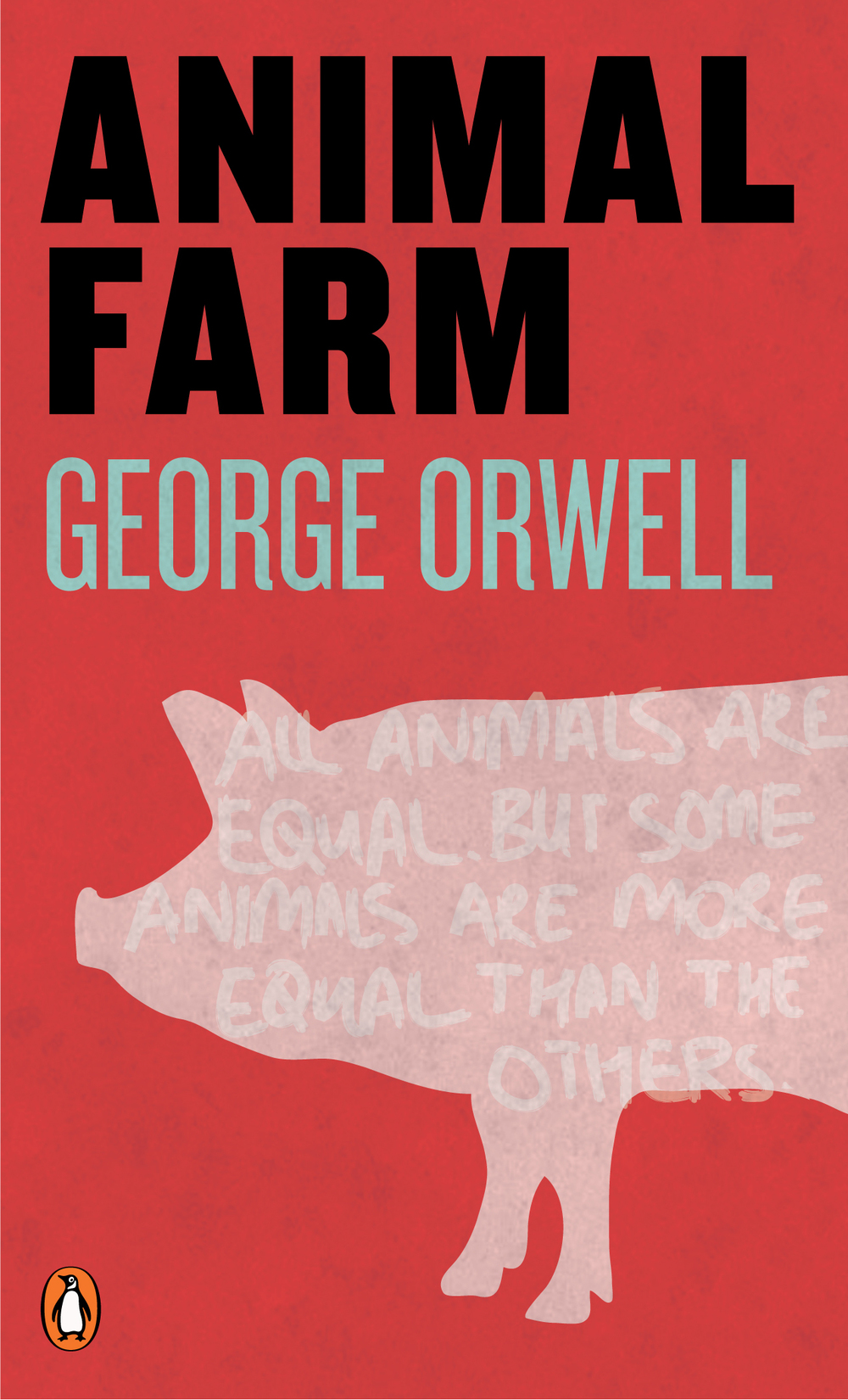 "6. ""Animal Farm"" by George Orwell"