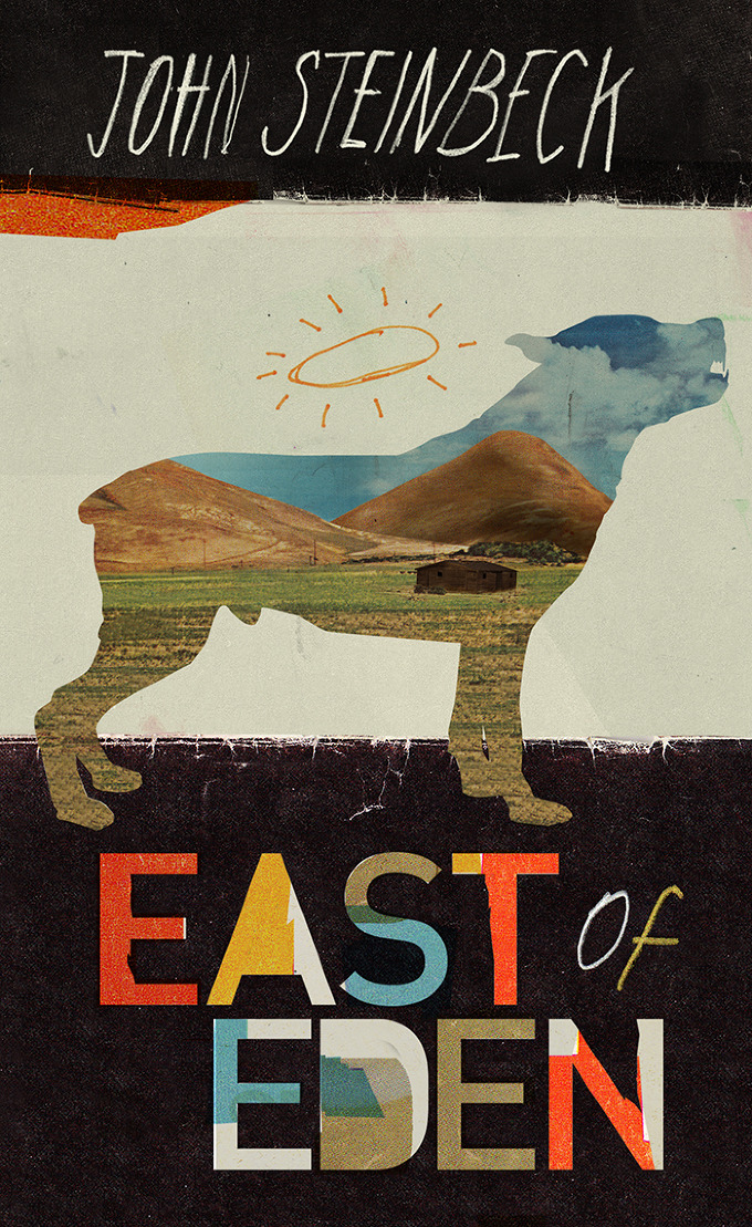 "7. ""East of Eden"" by John Steinbeck"