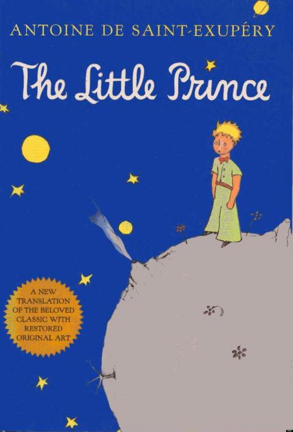 "9. ""The Little Prince"" by Antoine de Saint-Exupéry"