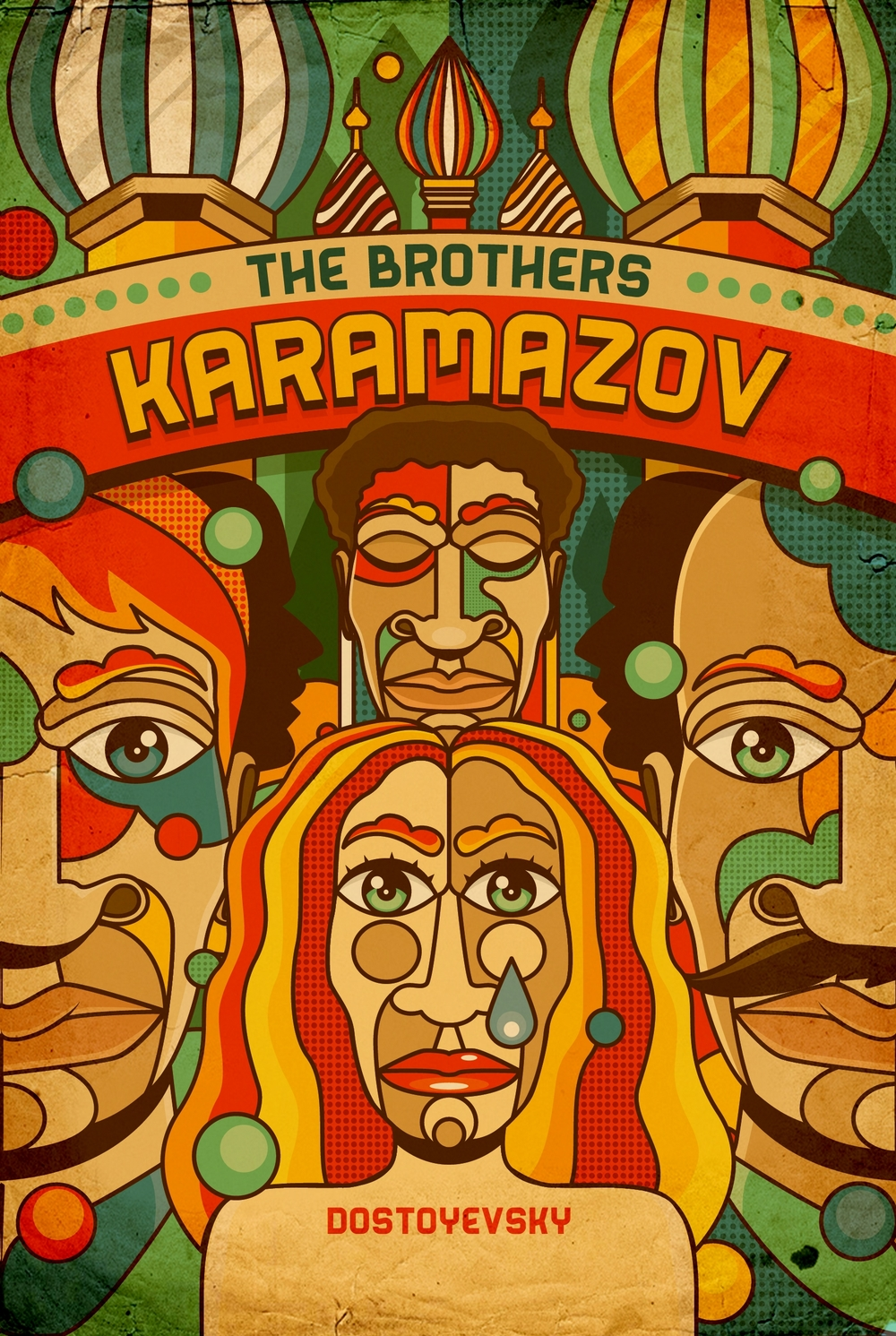 "12. ""The Brothers Karamazov"" by Fyodor Dostoyevsky"