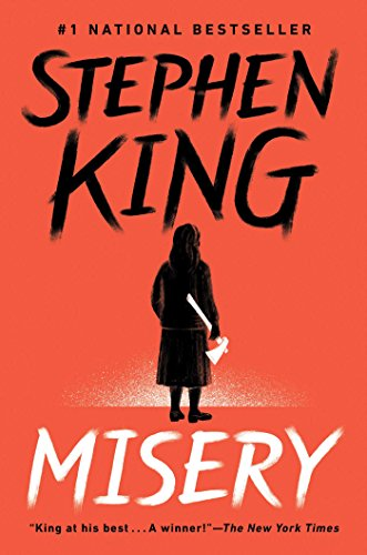 3. Misery by Stephen King