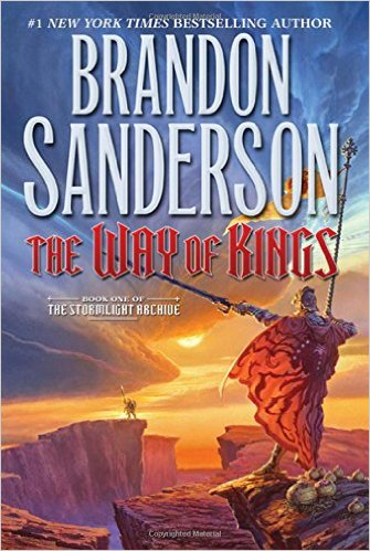 4. The Way of Kings by Brandon Sanderson