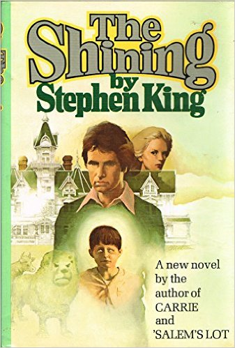 5. The Shining by Stephen King