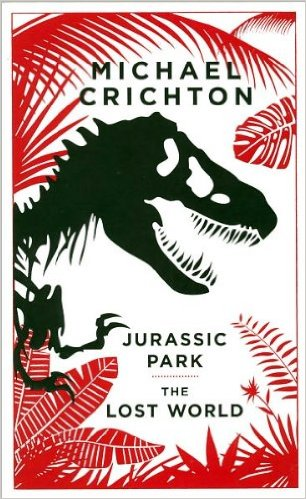 6. Jurassic Park by Michael Crichton