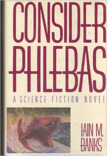 12. Consider Phlebas by Iain M. Banks