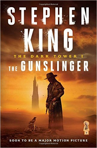 14. The Gunslinger by Stephen King