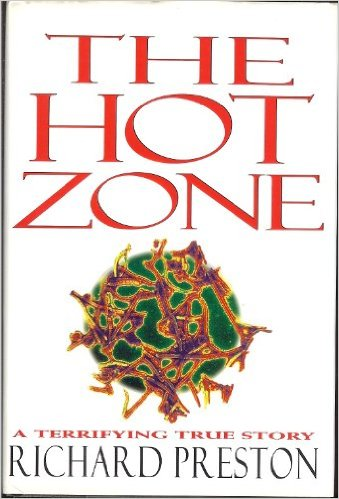 22. The Hot Zone by Richard Preston
