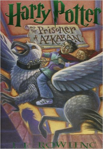 23. Harry Potter and the Prisoner of Azkaban by JK Rowling