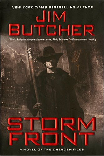 24. Storm Front by Jim Butcher