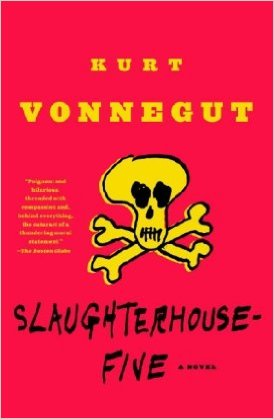 26. Slaughterhouse Five by Kurt Vonnegut