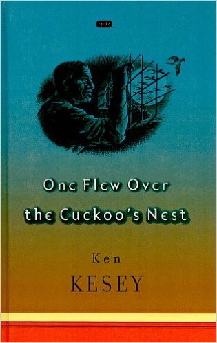 30. One Flew Over The Cuckoo's Nest by Ken Kesey