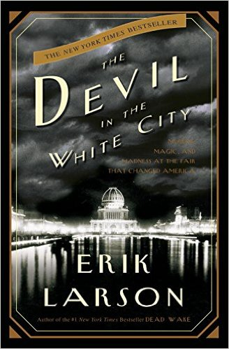 31. Devil in the White City by Erik Larson